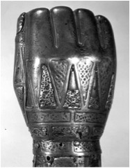 St Lachtin's Arm Front